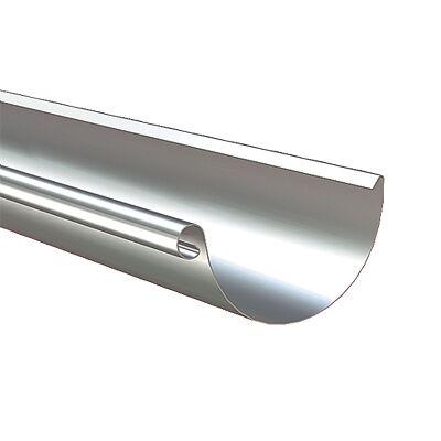 LINDAB R 125 függő ereszcsatorna 4m fehér