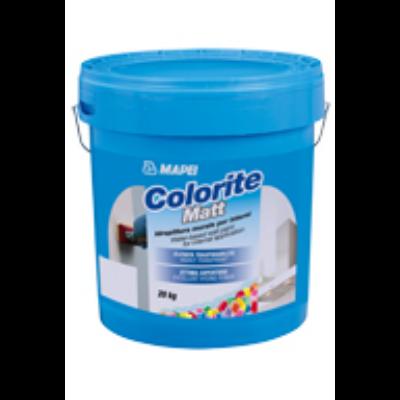 "Colorite Matt 0500N 20kg ""A"""