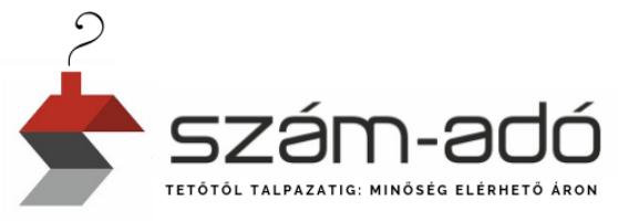 Szám-Adó Építőipari, Szervezési és Számítástechnikai Szolgáltató Kft.